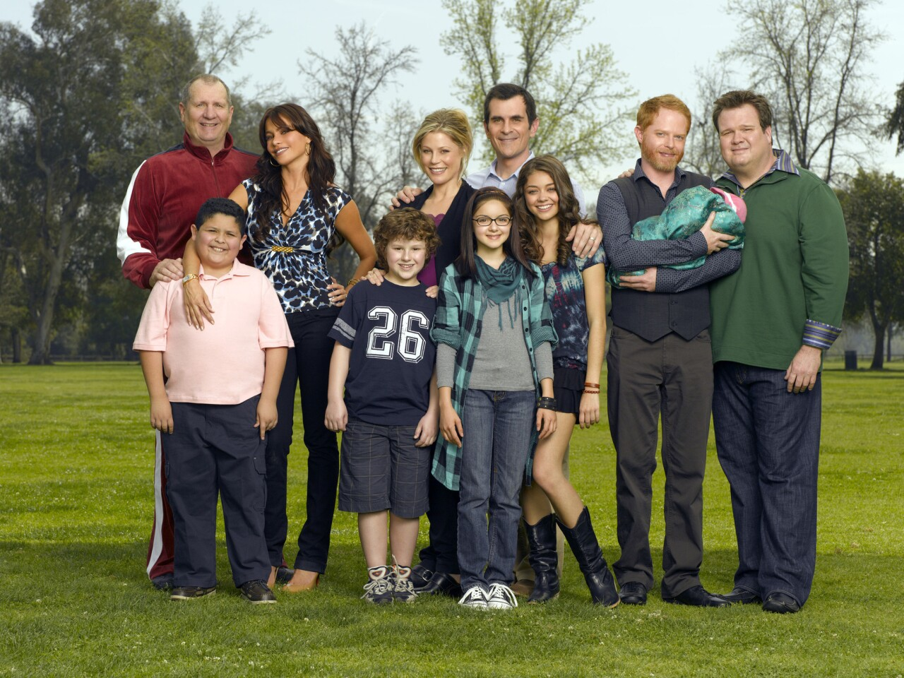 Families that changed TV