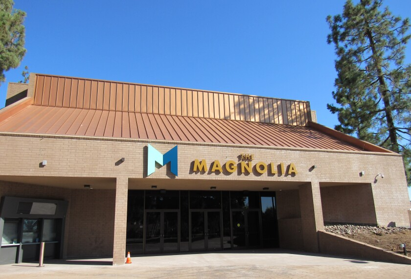 The city of El Cajon is getting ready for the September re-opening of its long-shuttered entertainment venue. Now known as The Magnolia, the former East County Performing Arts Center will also be open to local groups looking for a place to hold events.
