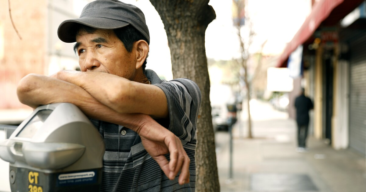 www.latimes.com: Coronavirus means fear and isolation for many Asian American seniors