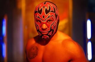 'Lucha Underground': Time Lapse