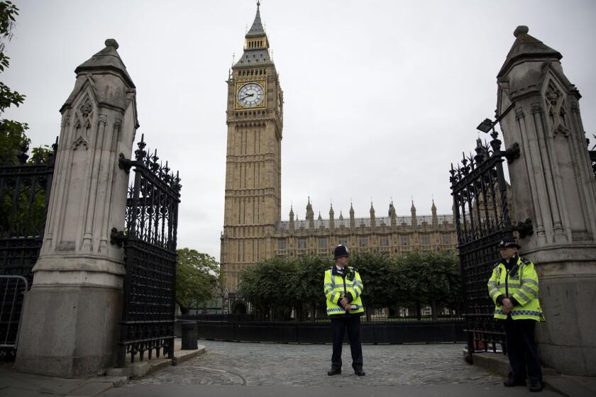 Britain's terrorism response