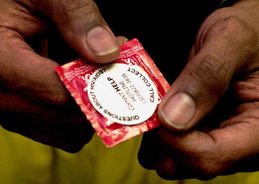 Condom law