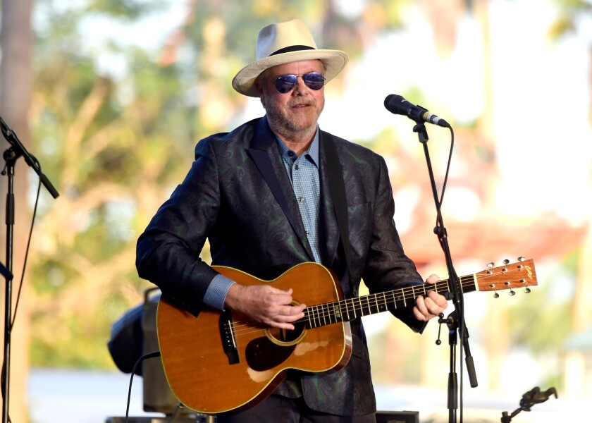 Robert Earl Keen at 2016 Stagecoach Festival