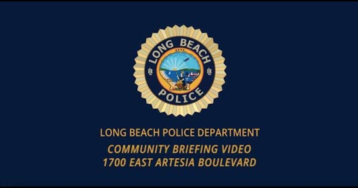 Long Beach αστυνομία απελευθέρωση βίντεο από θανάσιμο πυροβολισμό στο Πυθμένα σπορ μπαρ