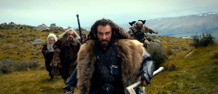 'The Hobbit' to play in high frame rate at 450 theaters