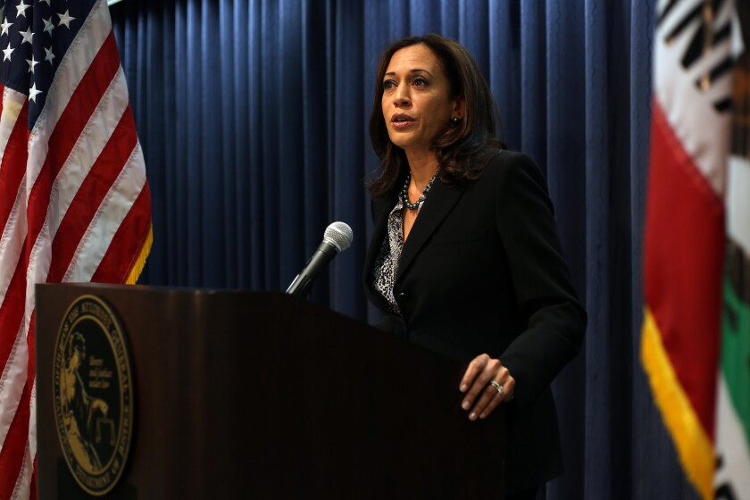 Opinion: Why Kamala Harris needed to stand up to murderous