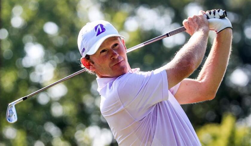 El golfista estadounidense Brandt Snedeker. EFE/Archivo