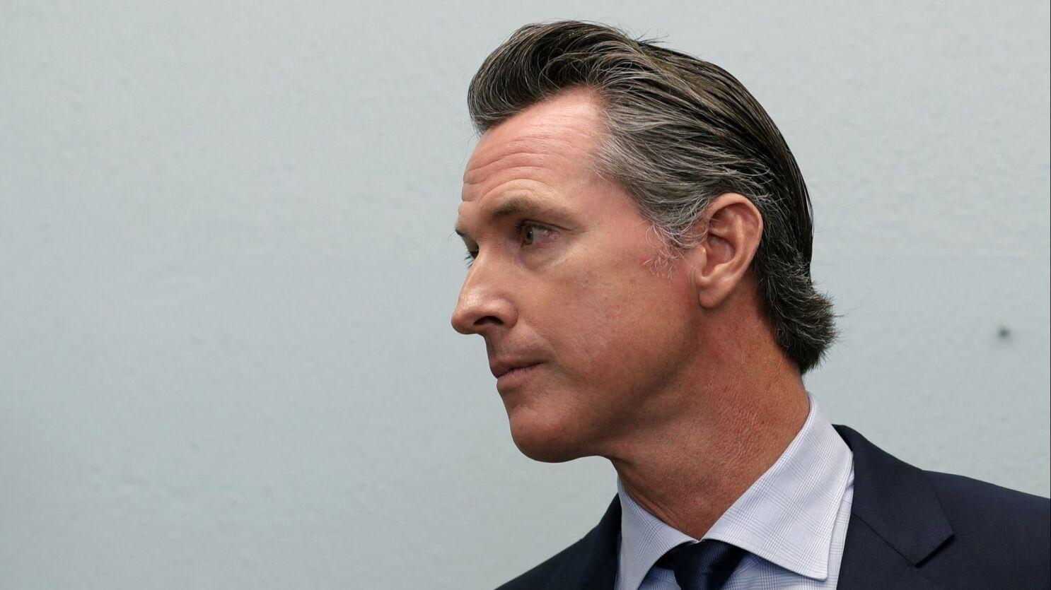 Editorial: Newsom's rhetoric in gas tax fight ignores past betrayals