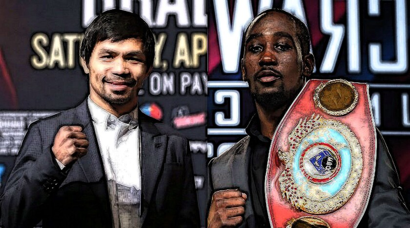 Manny Pacquiao vs Terence Crawford... en camino.