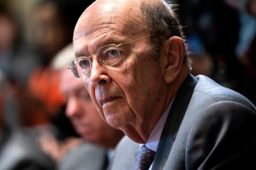 Commerce Secretary Wilbur Ross. EFE/EPA/FILE