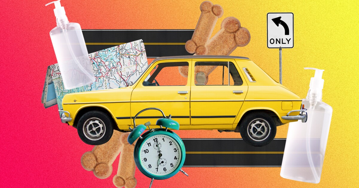 What you need to know before you take a road trip this spring
