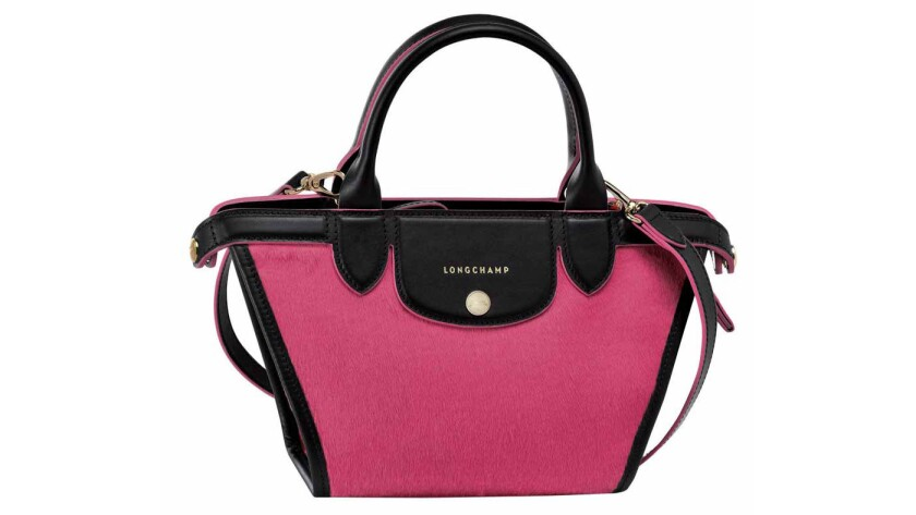 Le Pliage Heritage luxe bag