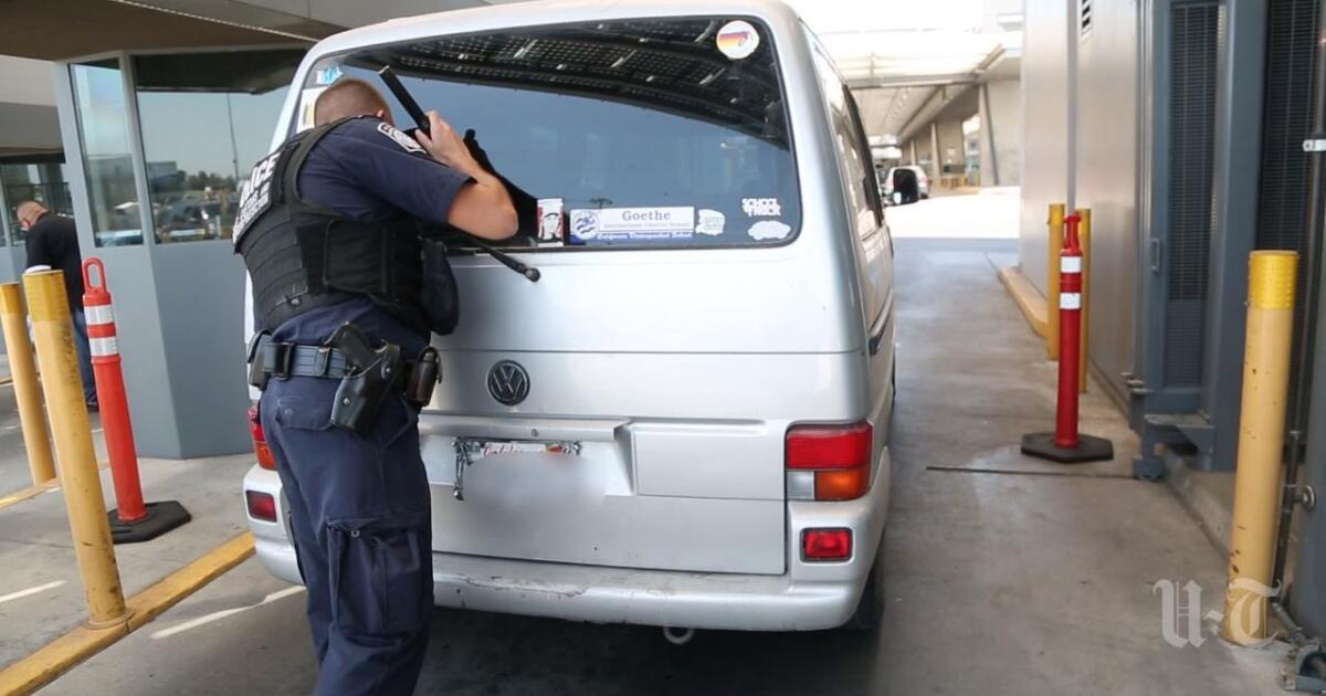 72 hours of crime on the San Diego-Tijuana border - The San