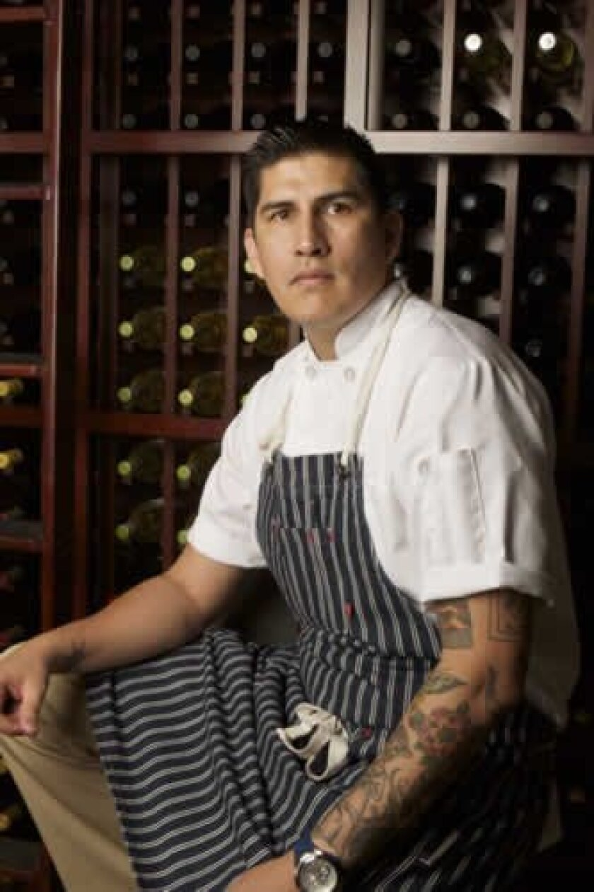 Chef Ramon Bojorquez