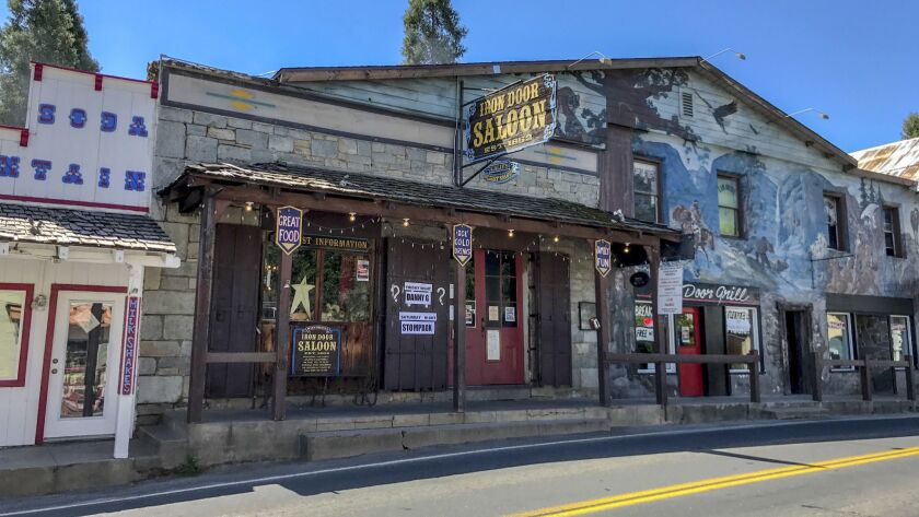 Groveland, a historic Gold Rush town about 25 miles outside Yosemite National Park's westernmost entrance, is an ideal layover when visiting the park. The town's Main Street is lined with places to eat, drink, sleep and shop.