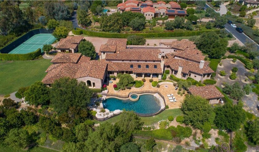Baseball star Adrián González seeks $7.7 million for Tuscan-style mansion