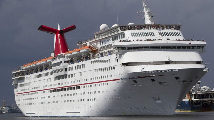 Federal judge orders top Carnival executives to court