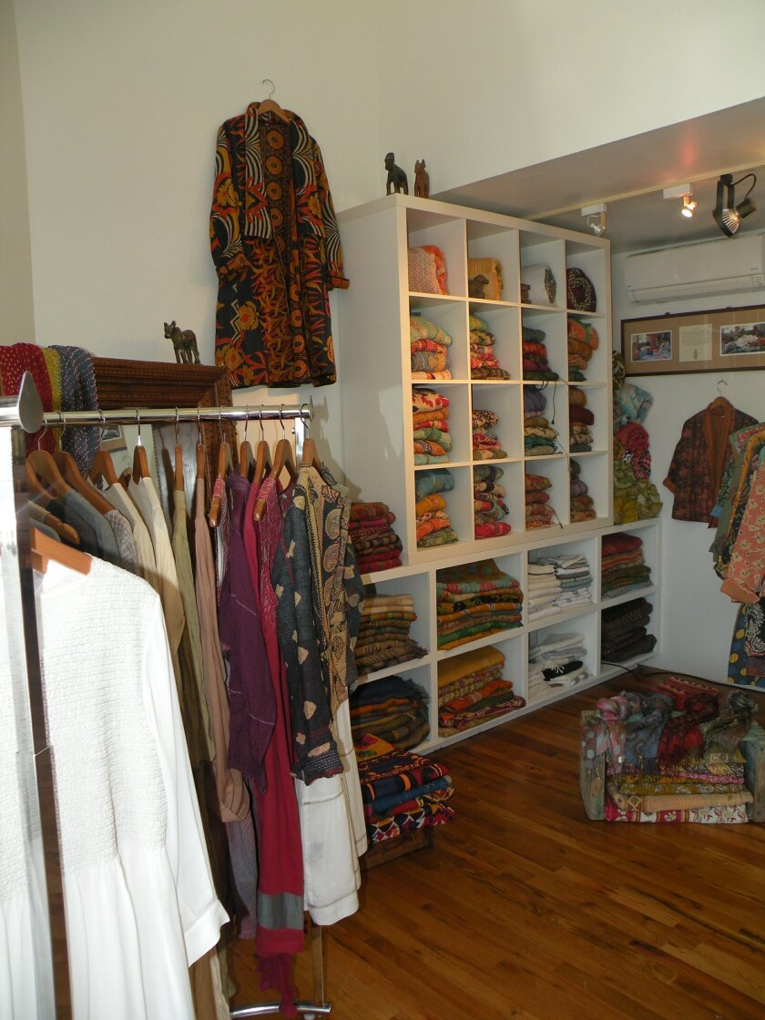 AMBA boutique and gallery.
