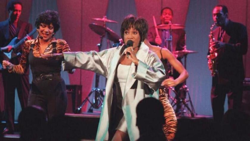 Patti LaBelle (center) will perform June 7 at the San Diego County Fair. (Photo courtesy of CBS Television)