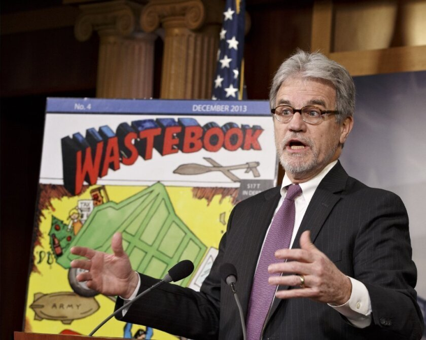 Did Sen. Coburn really lose his cancer doctor because of Obamacare?