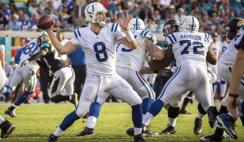 Matt Hasselbeck returns to practice with Colts, is expected