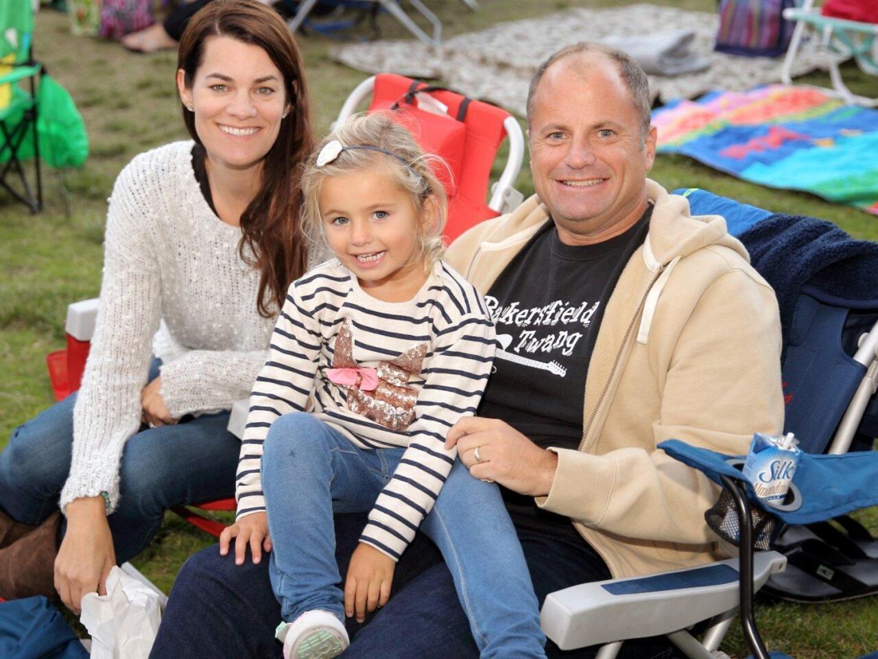 Juliet, Elle, and Eric Torykian
