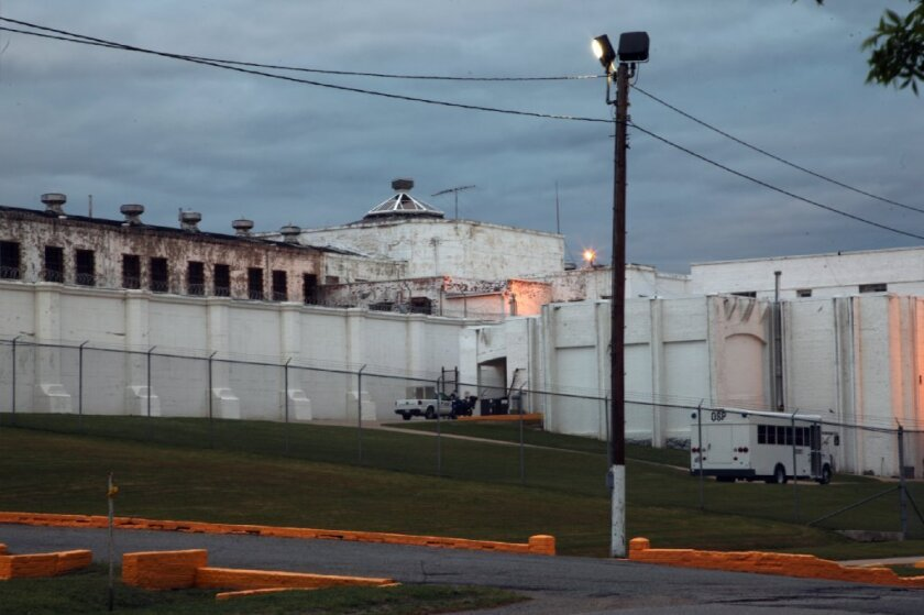 The Oklahoma State Penitentiary in McAlester, Okla., where Clayton Lockett was executed in April.