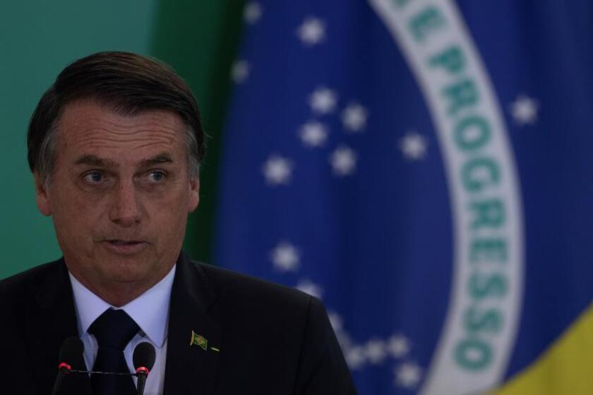 Amazonian summit will be held via videoconference, Bolsonaro says