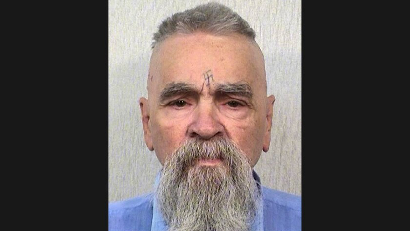Charles Manson dead at 83 - Los Angeles Times