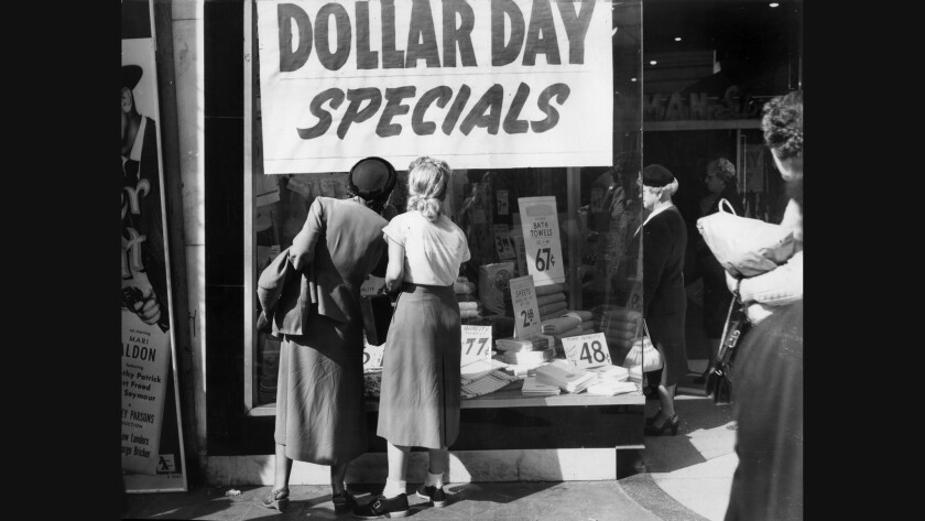 Dollar Day