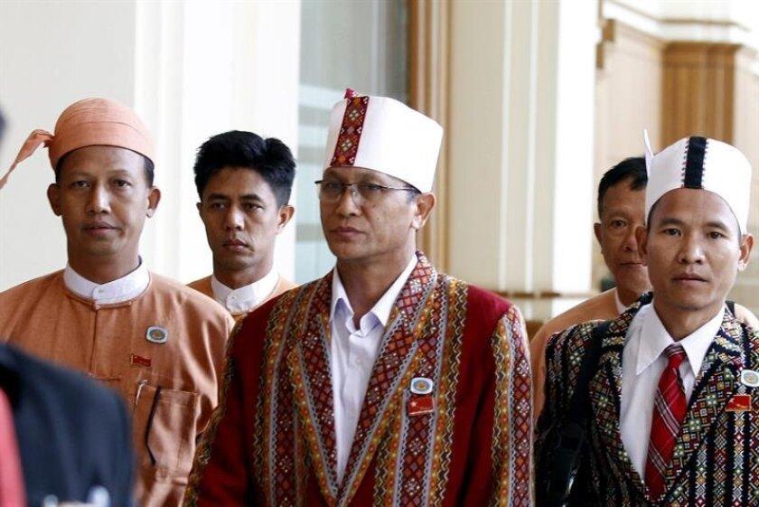 Suu Kyi's candidates for Myanmar president pass the first test - San Diego  Union-Tribune en Español