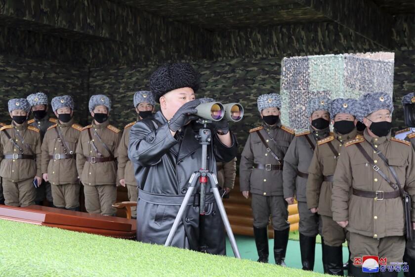 Virus Outbreak North Korea Defectors View