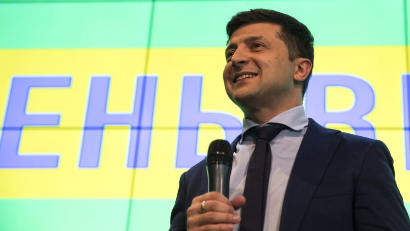 The big loser in Ukraine's presidential election? Vladimir Putin