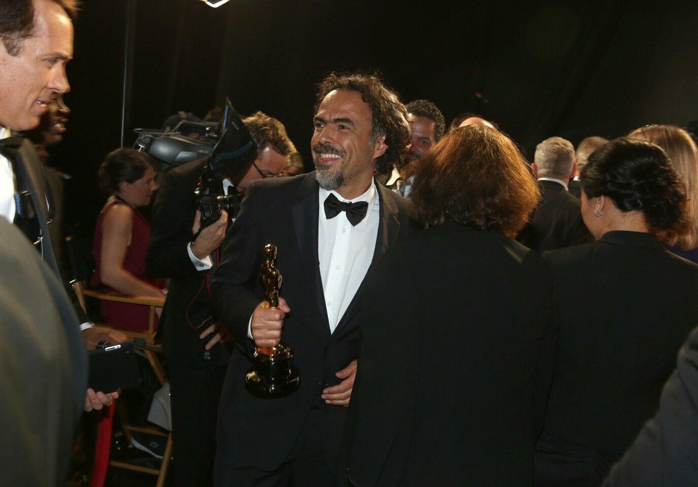 La noche de Birdman en los Óscar