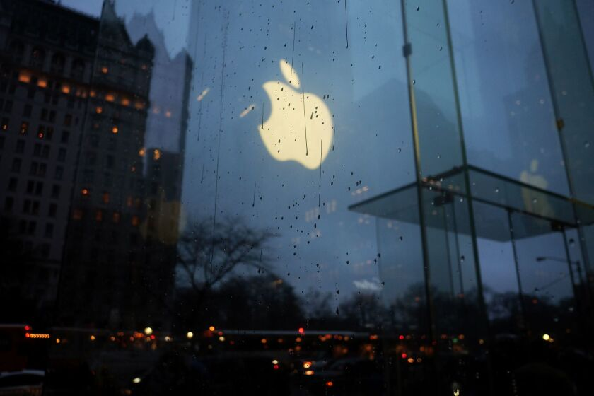 Apple says the FBI's court order violates its free speech rights