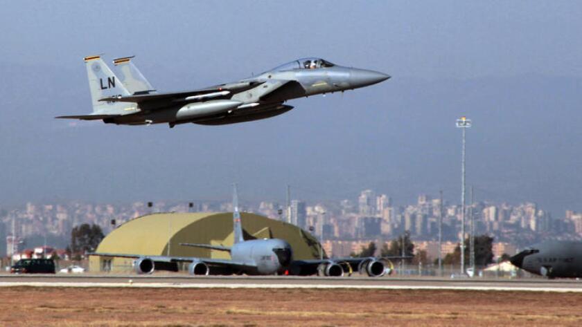 La Base Aérea de Incirlik, ubicada en el sur de Turquía, alberga una de las mayores reservas de armas nucleares en Europa.
