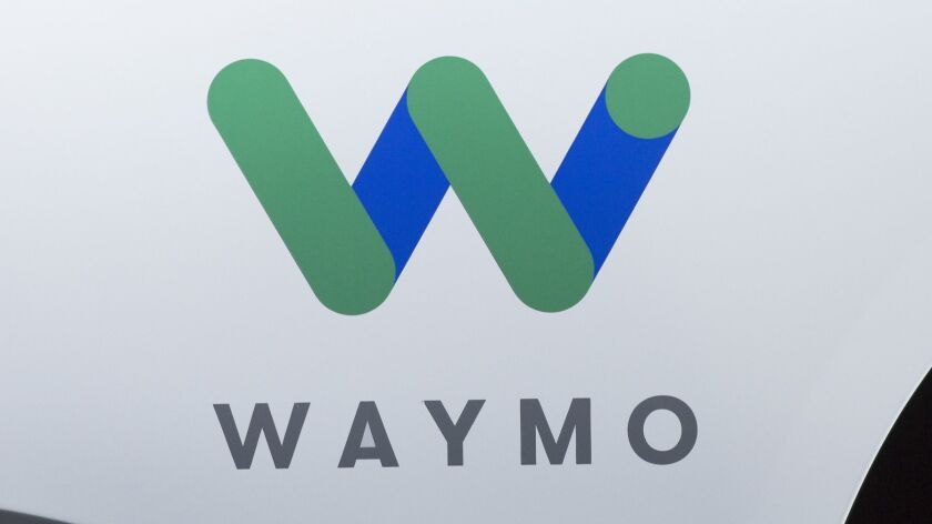Waymo is owned by Alphabet, the parent company of Google.