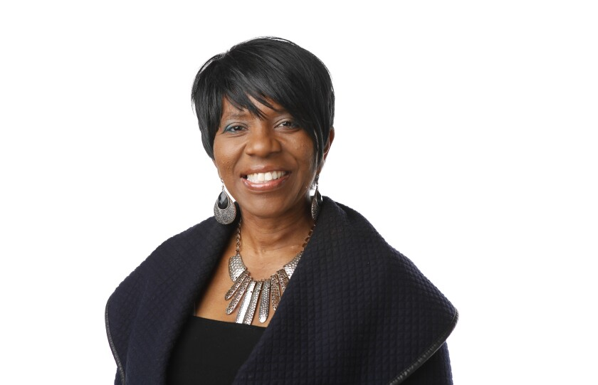 Ramona Jones is the founder and president of DREAMbuilders Youth Mentoring Network, a local organization that provides programming for youth and young adults on topics like leadership, character and problem solving.