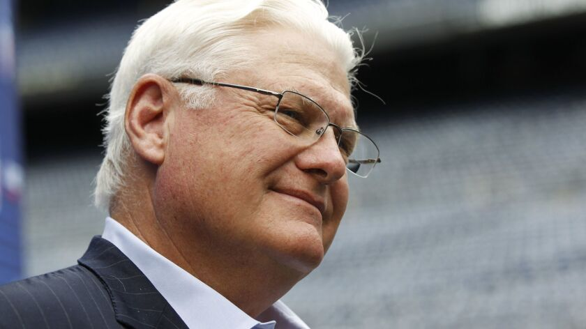 Mike Martz is coach of the San Diego club of the Alliance of American Football league, which will play at SDCCU Stadium.