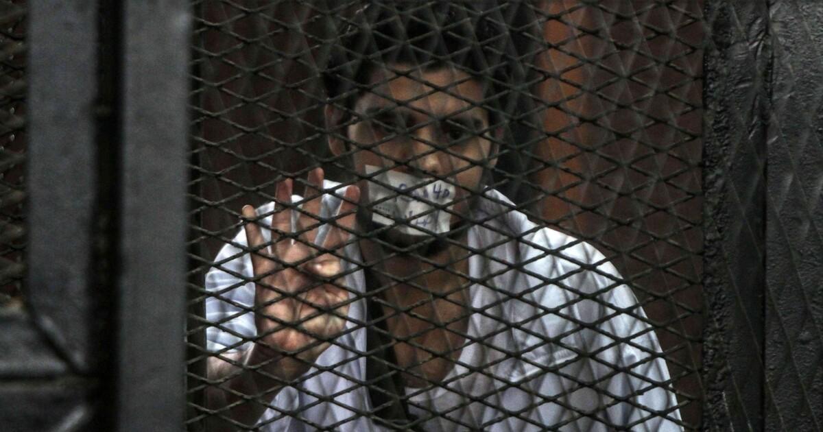 102 Muslim Brotherhood backers get 10 years in prison in Egypt