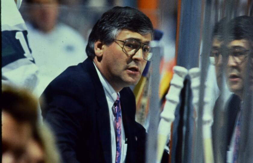 Former Kings coach Tom Webster.