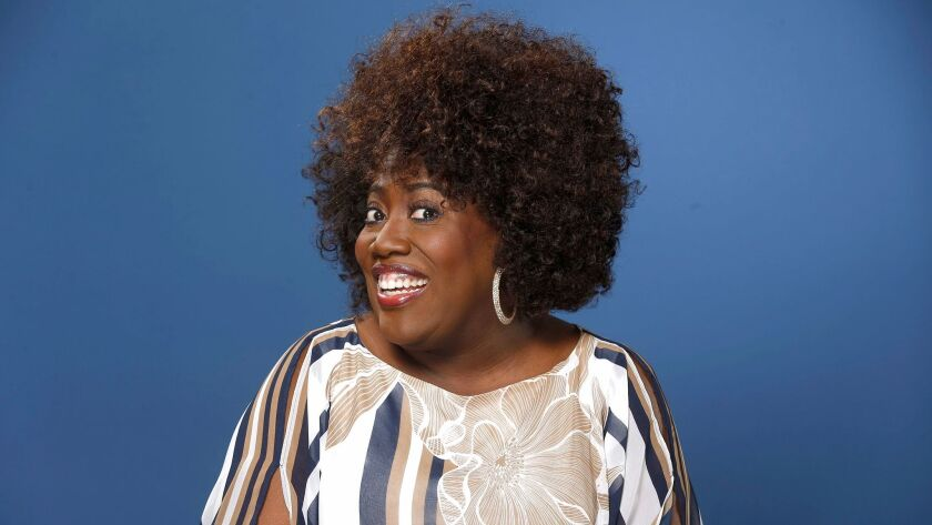 LOS ANGELES, CA., June 27, 2017--Sheryl Underwood is a comedian, actress and television host. She f