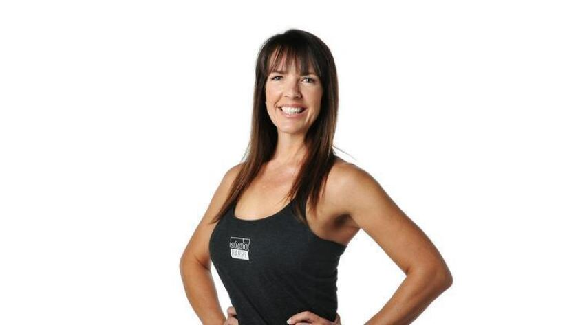 Shannon Higgins, CEO and founder of Studio Barre. (Rick Nocon)