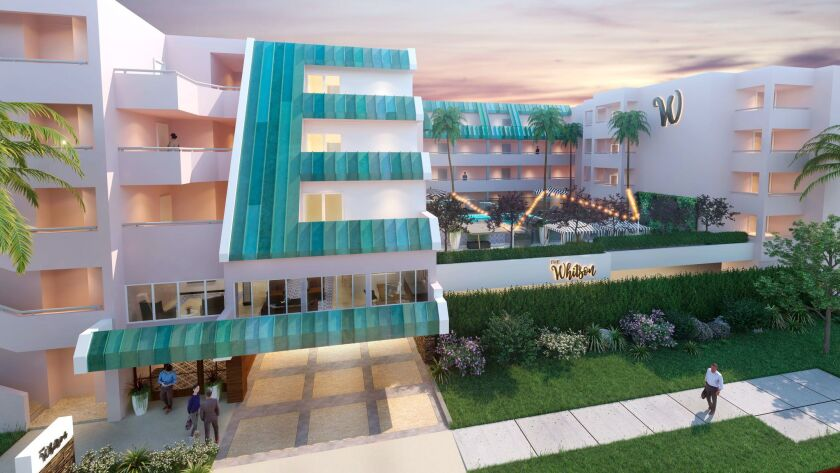 Real estate investors SENTRE purchased Sommerset Suites Hotel and will turn it into apartments.