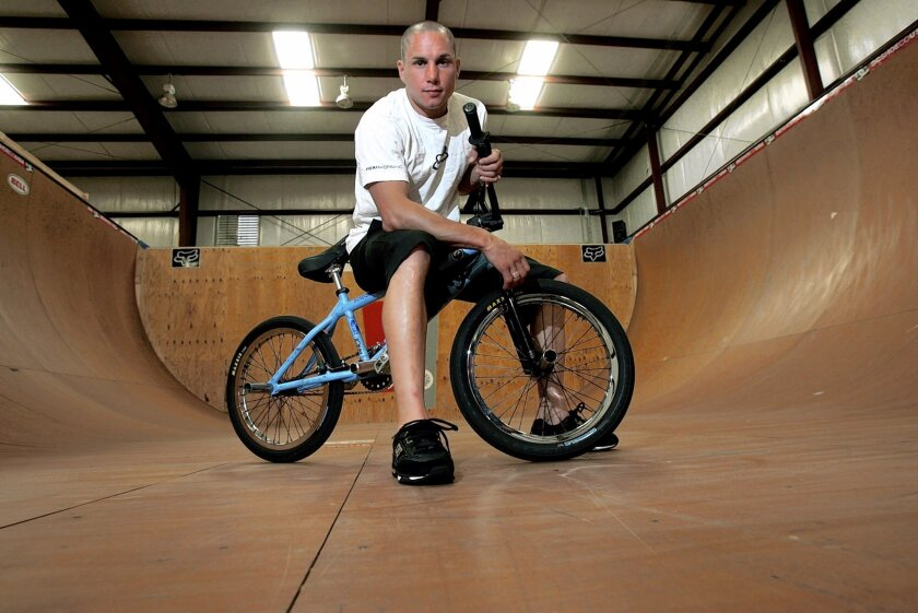 Dave Mirra won 24 medals during X Games competition, including 14 golds.