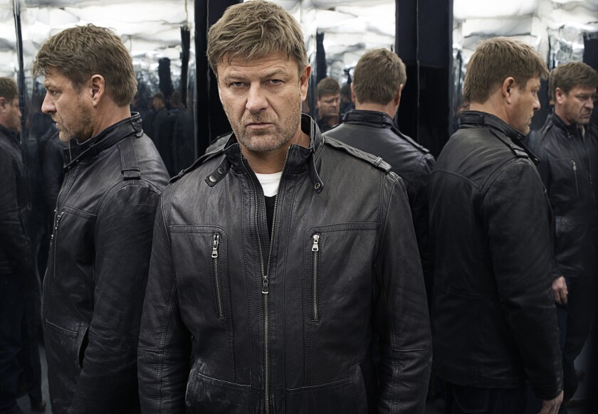 """""""Legends"""" stars Sean Bean as an undercover FBI agent who changes identities."""
