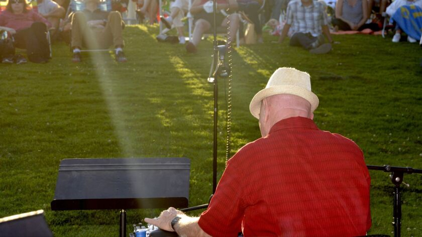 The Burbank Public Library's Sounds of Summer concert series provides the perfect ending to a summ
