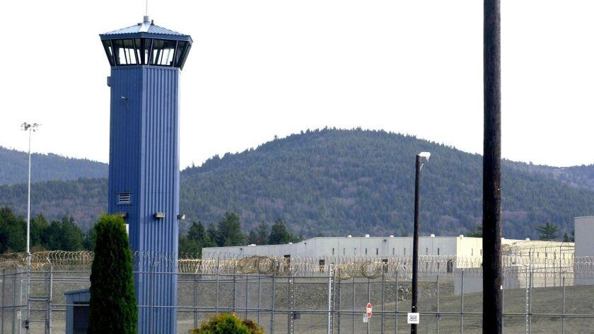 Pelican Bay State Prison, shown in a 2001 file photo.
