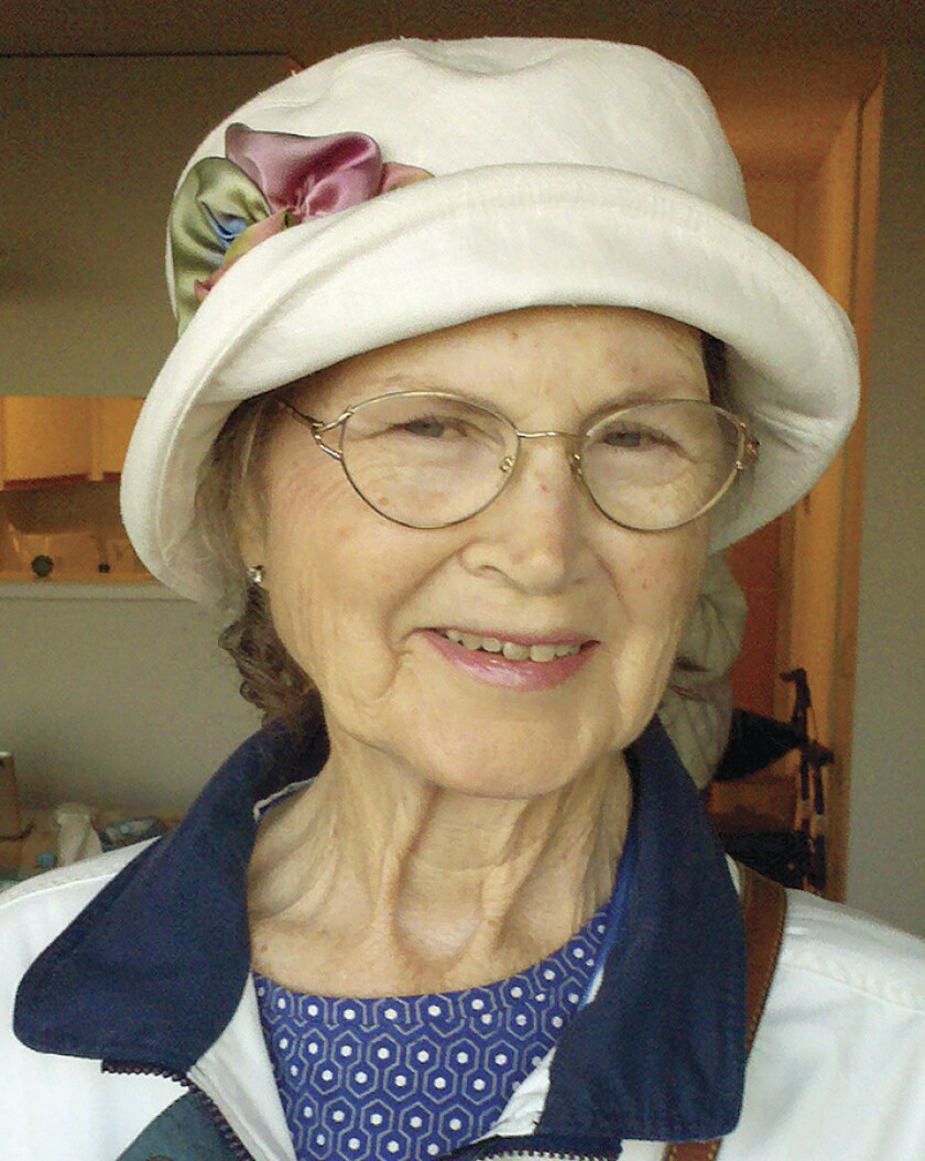 Edna Mae Marantos