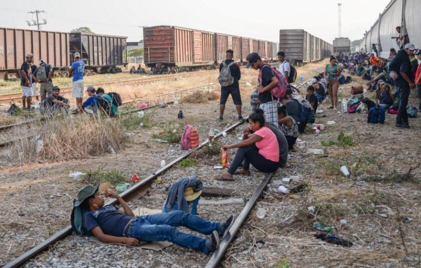 MSF: 45 % de los migrantes atendidos en noreste de México sufrieron violencia